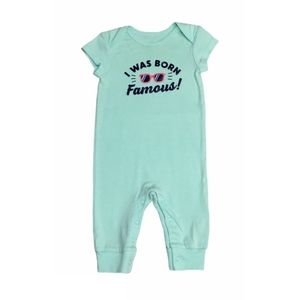 Baby girl one piece outfit